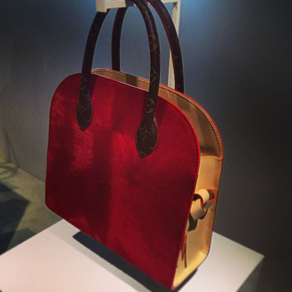 red soul shoes for men - Louis Vuitton Celebrates 160 Years of The LV Monogram With The ...