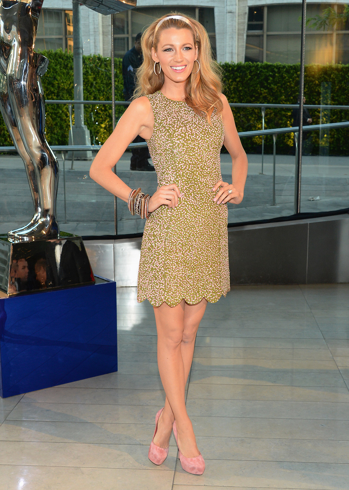Style Profile Blake Lively Posh Point
