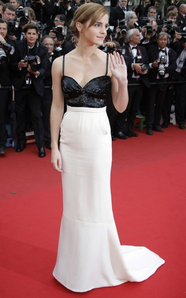 Emma Watson Harry Potter And The Deathly Hallows Part 2 Premiere Dress Style Profile: Emma Wa...