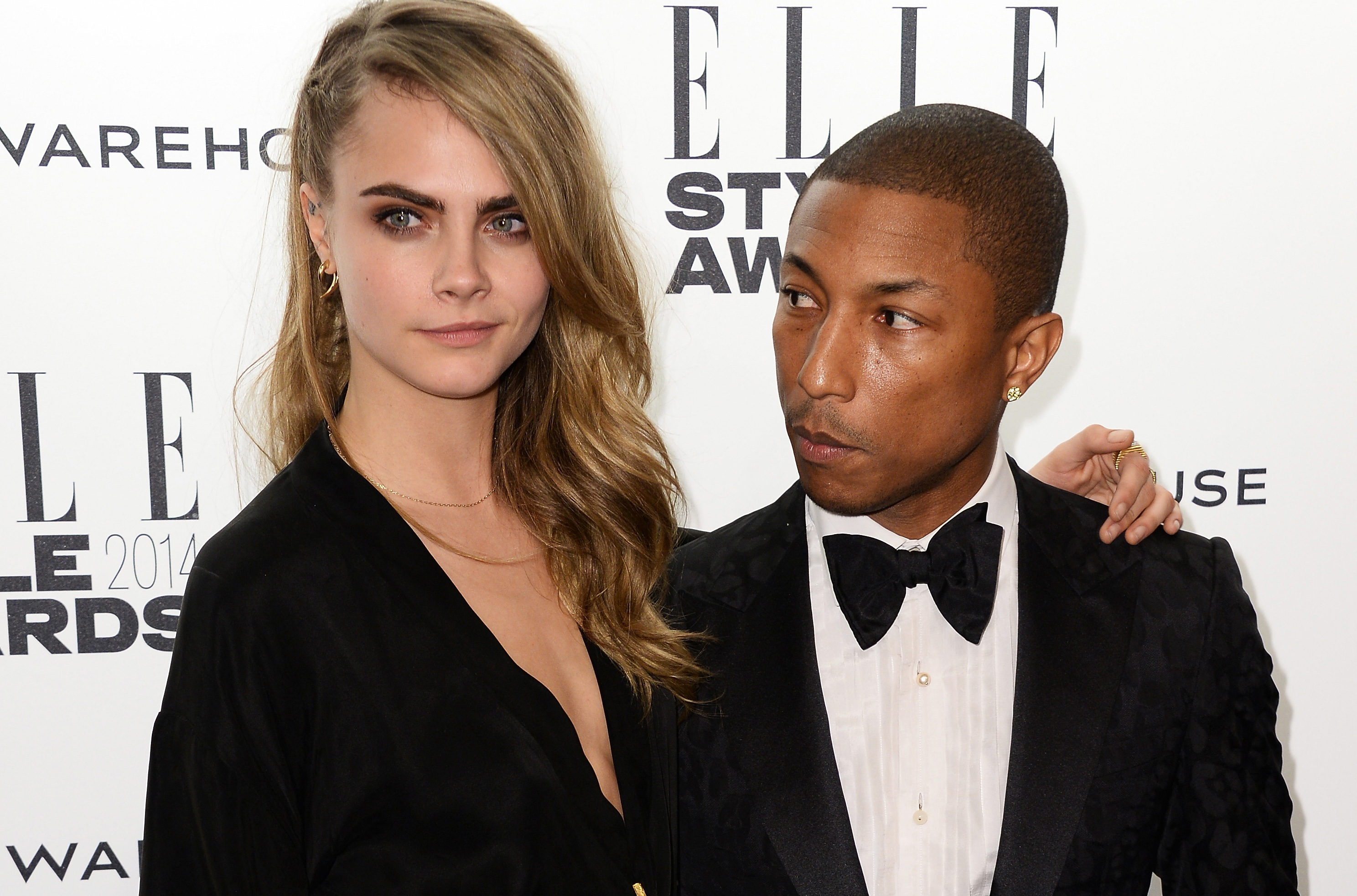 pharrell williams dating cara Pharrell williams (born april 5, 1973), also known simply as pharrell (/frl/), is an american singer-songwriter, rapper, record producer, musician, and fashion designer.