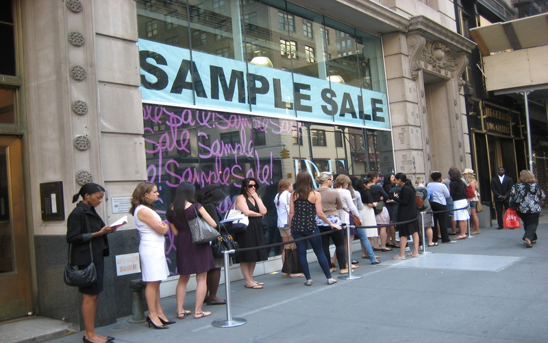 Sample Sales Archives - Posh Point