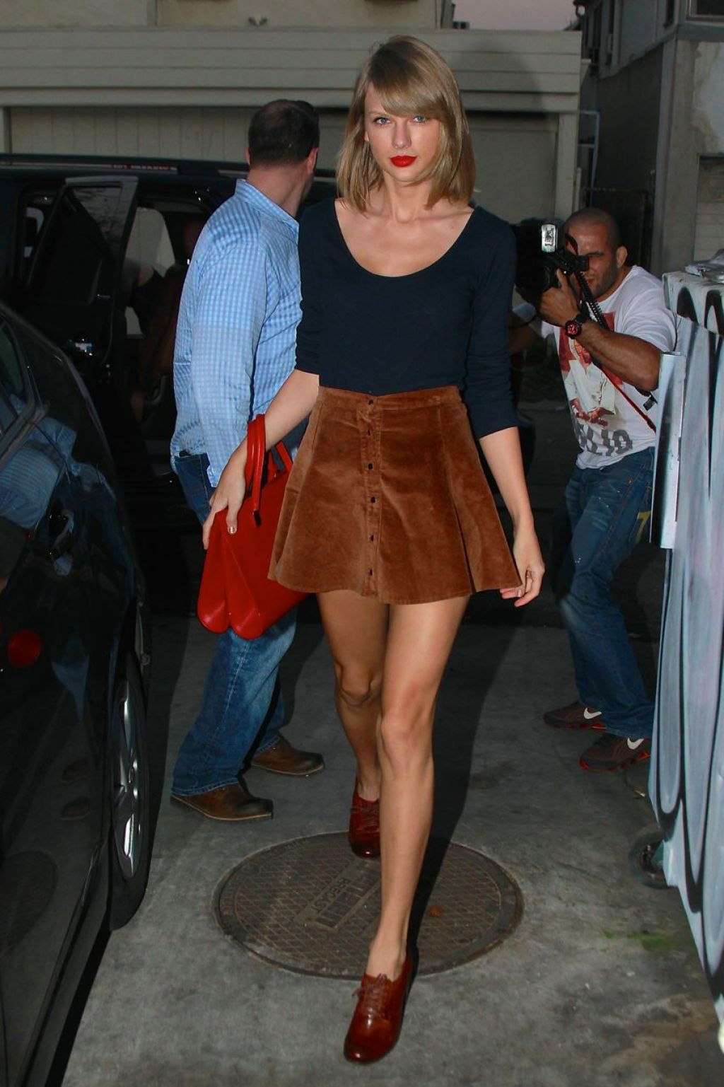 Taylor Swift In West Hollywood Posh Point
