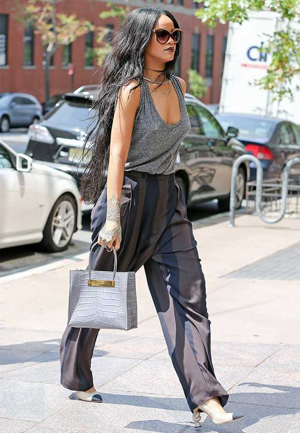 Style Steal Rihanna Posh Point