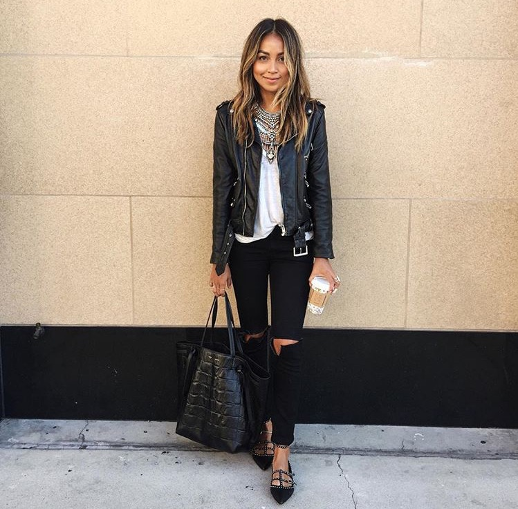 Blogger Style Steal Julie Sarinana Posh Point