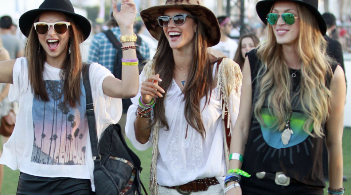Three Spring Trends That You Can Rock During Festival Season